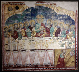 The Last Supper and the Agony in the Garden
