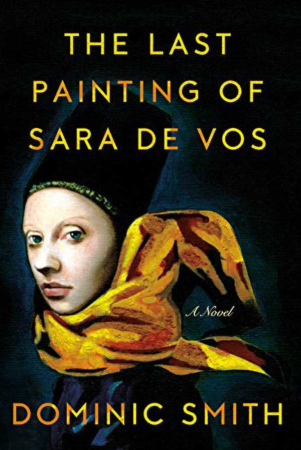 """The Last Painting of Sara de Vos"" book cover"